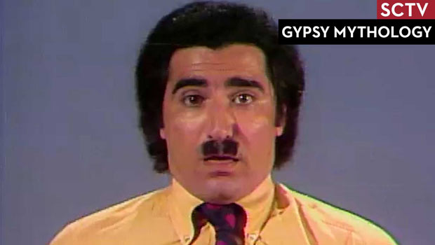 SCTV Sunrise Semester: Gypsy Mythology with Ernest Bruter