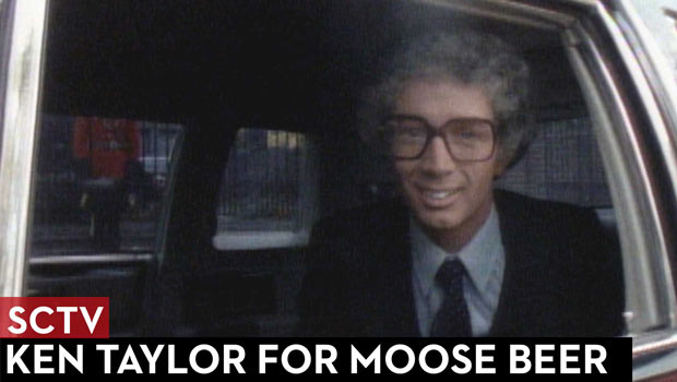 SCTV Ken Taylor for Moose Beer