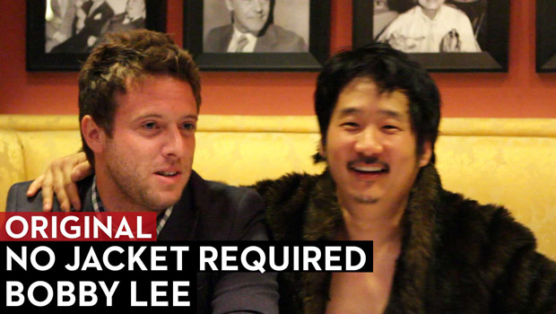 Bobby Lee on No Jacket Required