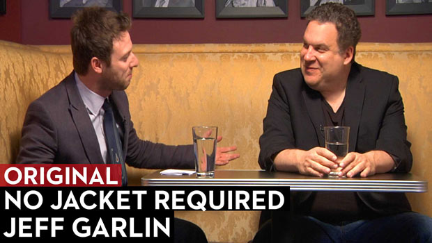 Jeff Garlin on No Jacket Required