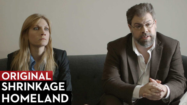 Homeland Carrie & Saul in Therapy: Shrinkage Episode 2