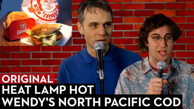 Wendy's Pacific Cod Review: Heat Lamp Hot Episode 3