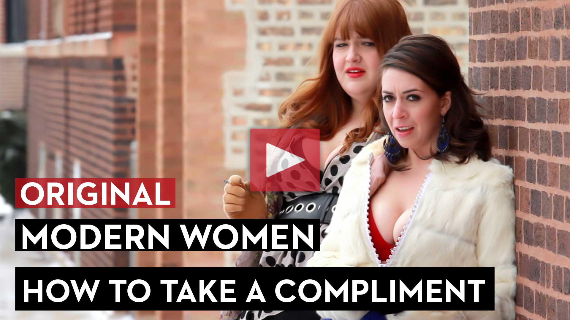 How to Take A Compliment - Modern Women Episode 7