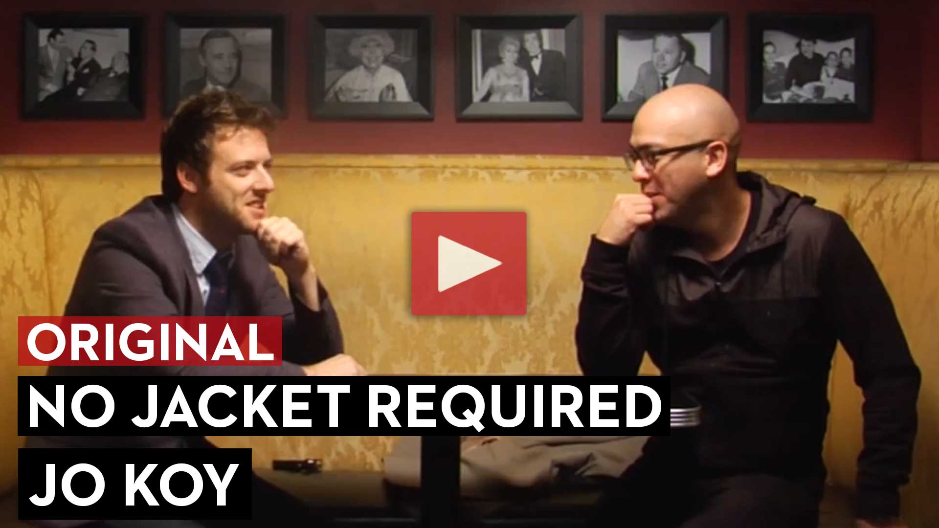 Jo Koy on No Jacket Required