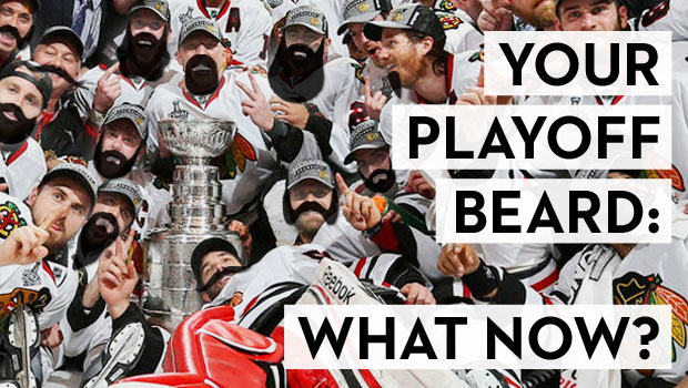 Your Playoff Beard: What Now?