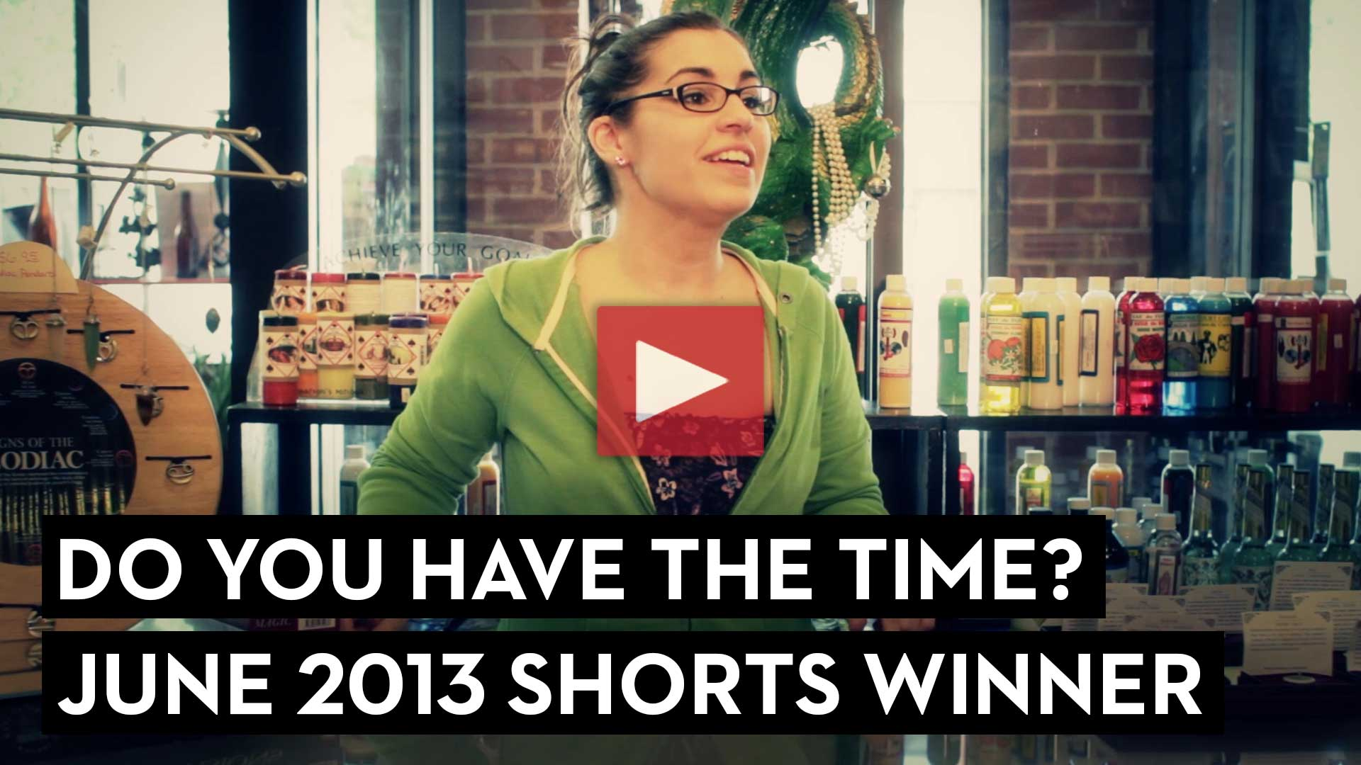 Do You Have the Time? – Second City Shorts Winner 6/13
