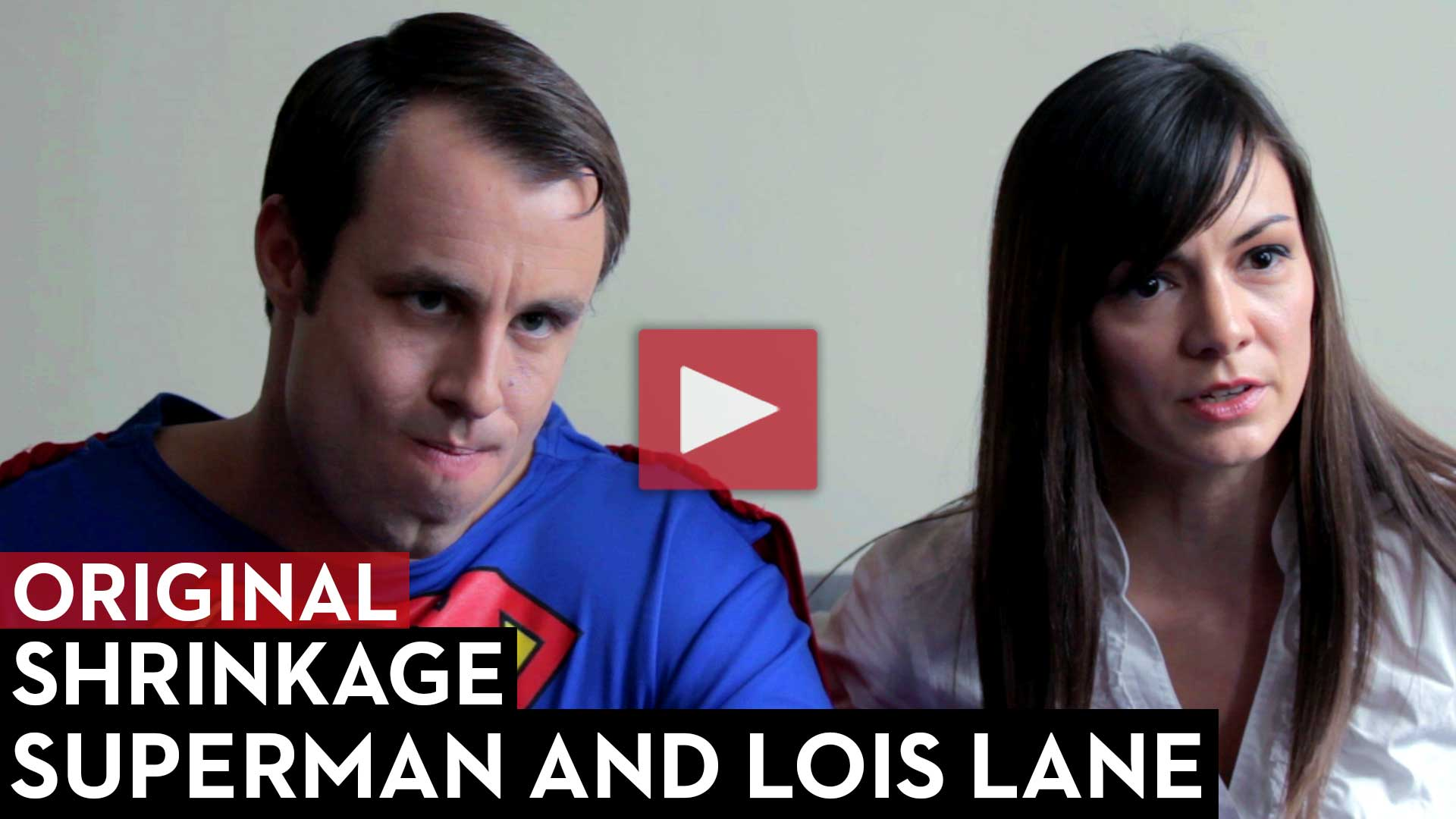 Superman and Lois Lane In Therapy – Shrinkage Episode 5