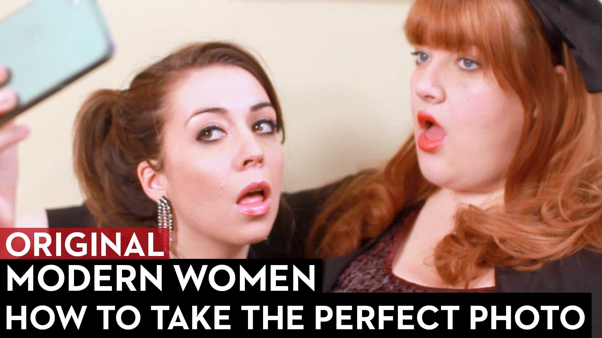 How to Take the Perfect Photo - Modern Women Episode 6