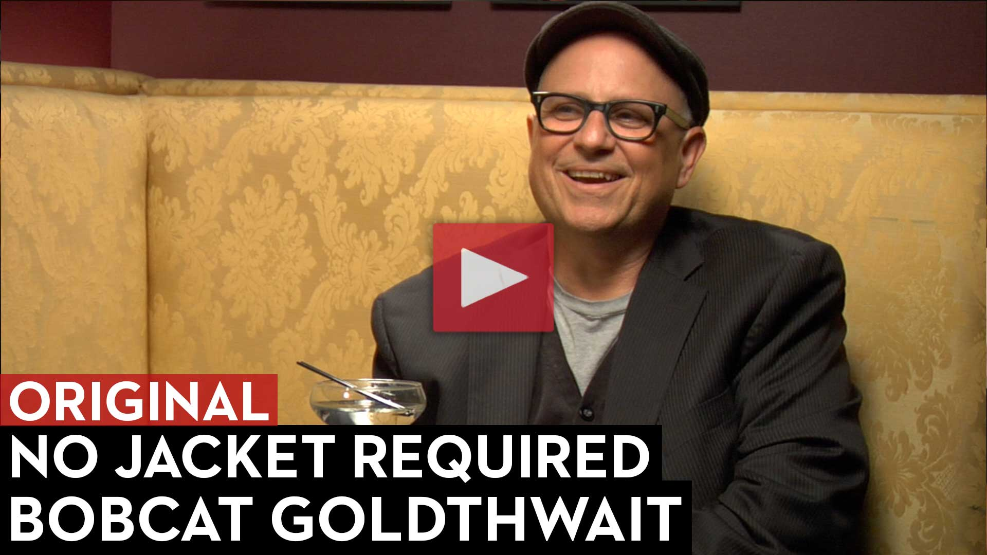 Bobcat Goldthwait on No Jacket Required