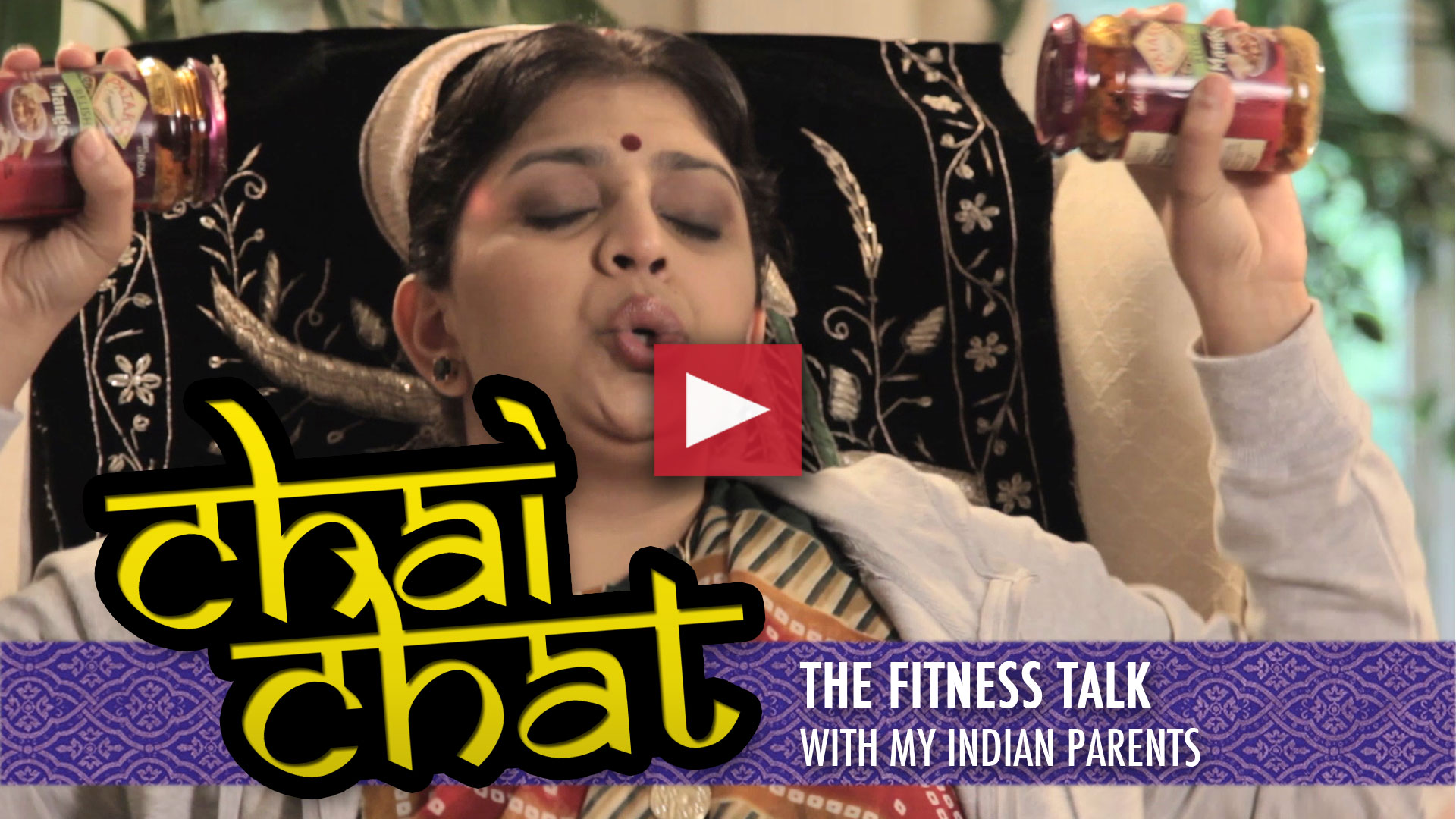 Chai Chat: The Fitness Talk with My Indian Parents