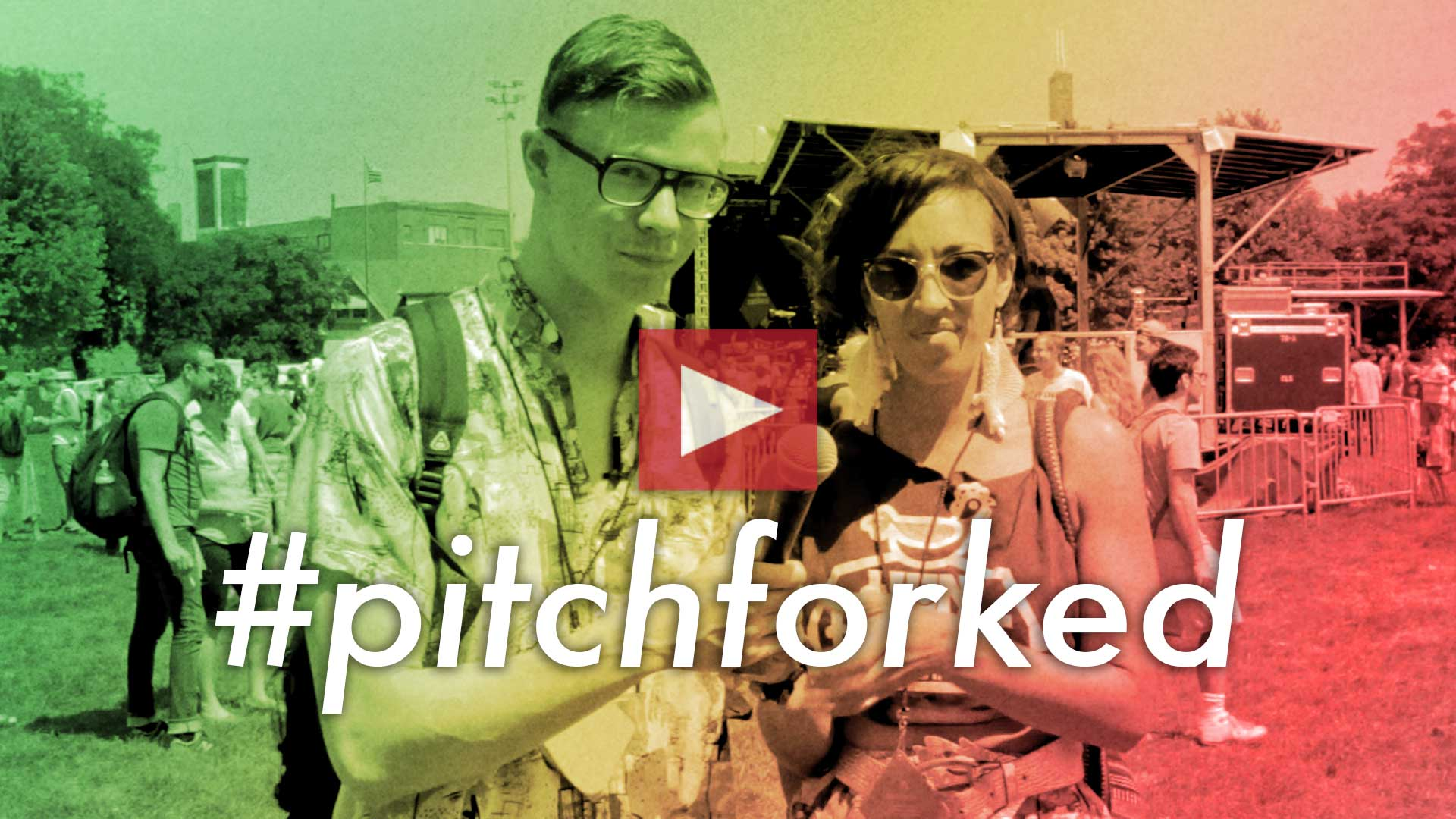 #pitchforked Highlights from Pitchfork Music Festival 2013