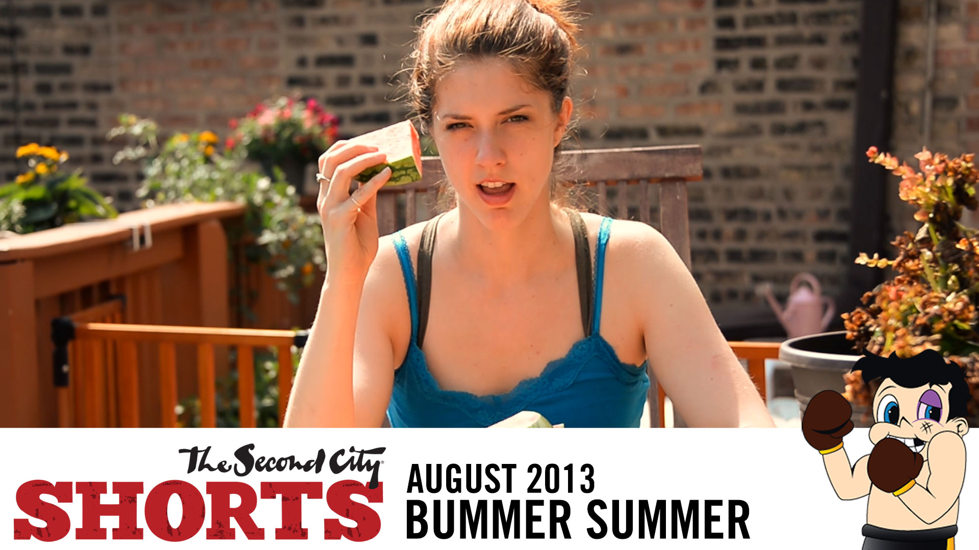 Bummer Summer - Second City Shorts Winner 8/13