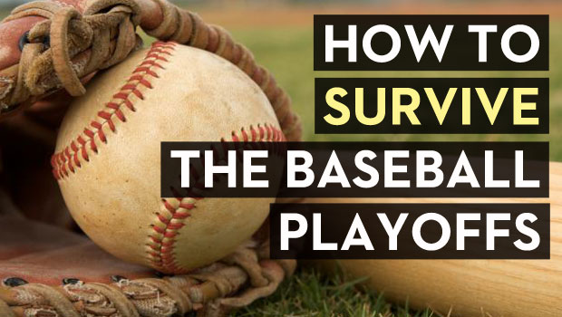How to Survive the Baseball Playoffs (If You're a Chicago Cubs Fan)