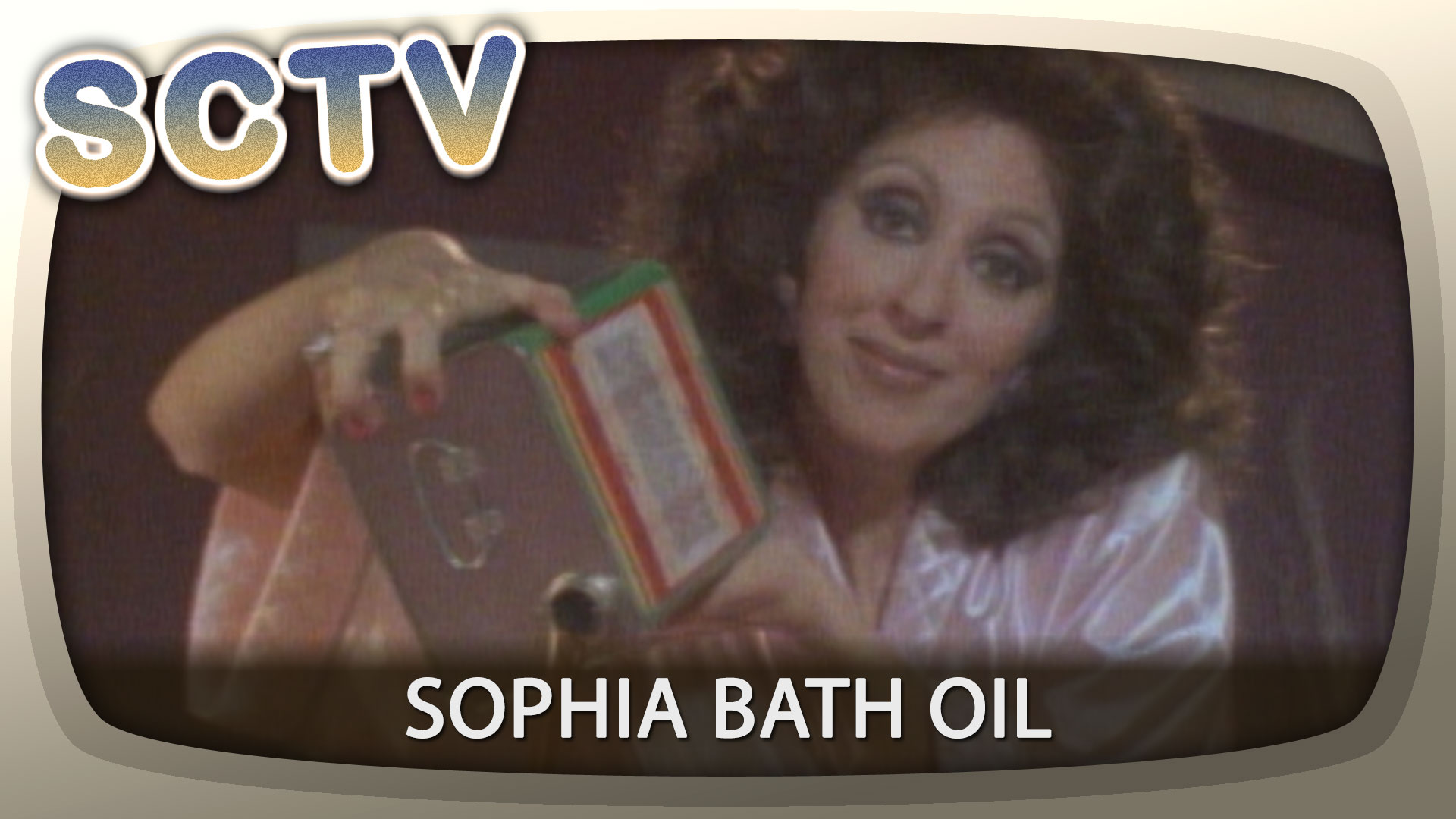 SCTV Sophia Bath Oil