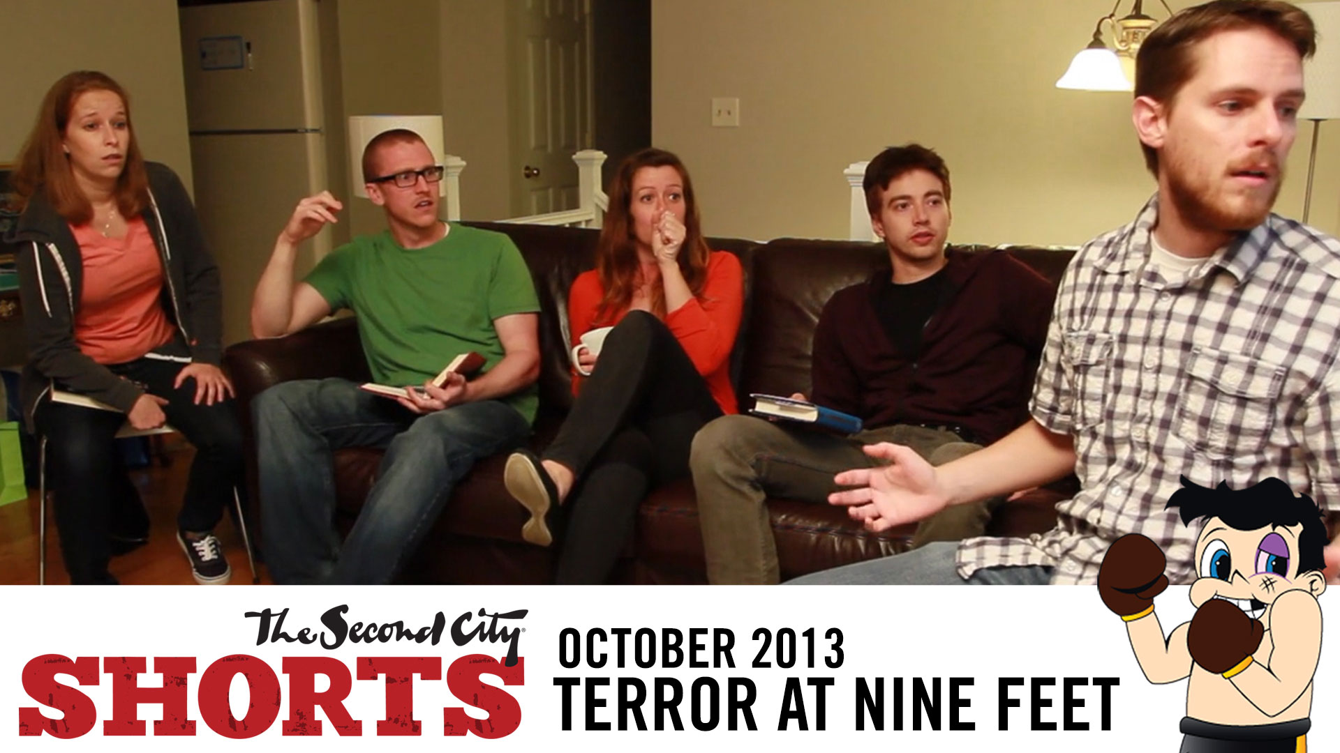 Terror At Nine Feet - Second City Shorts Winner 10/13