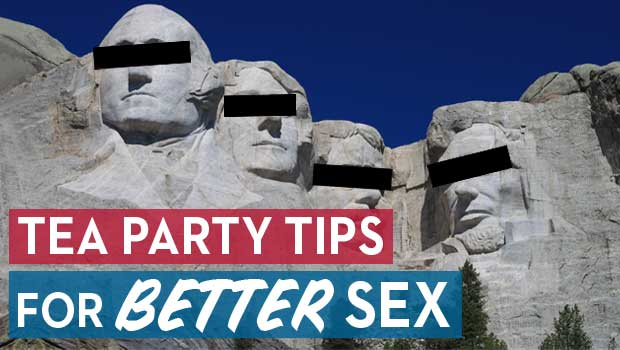 Tea Party Tips for Better Sex