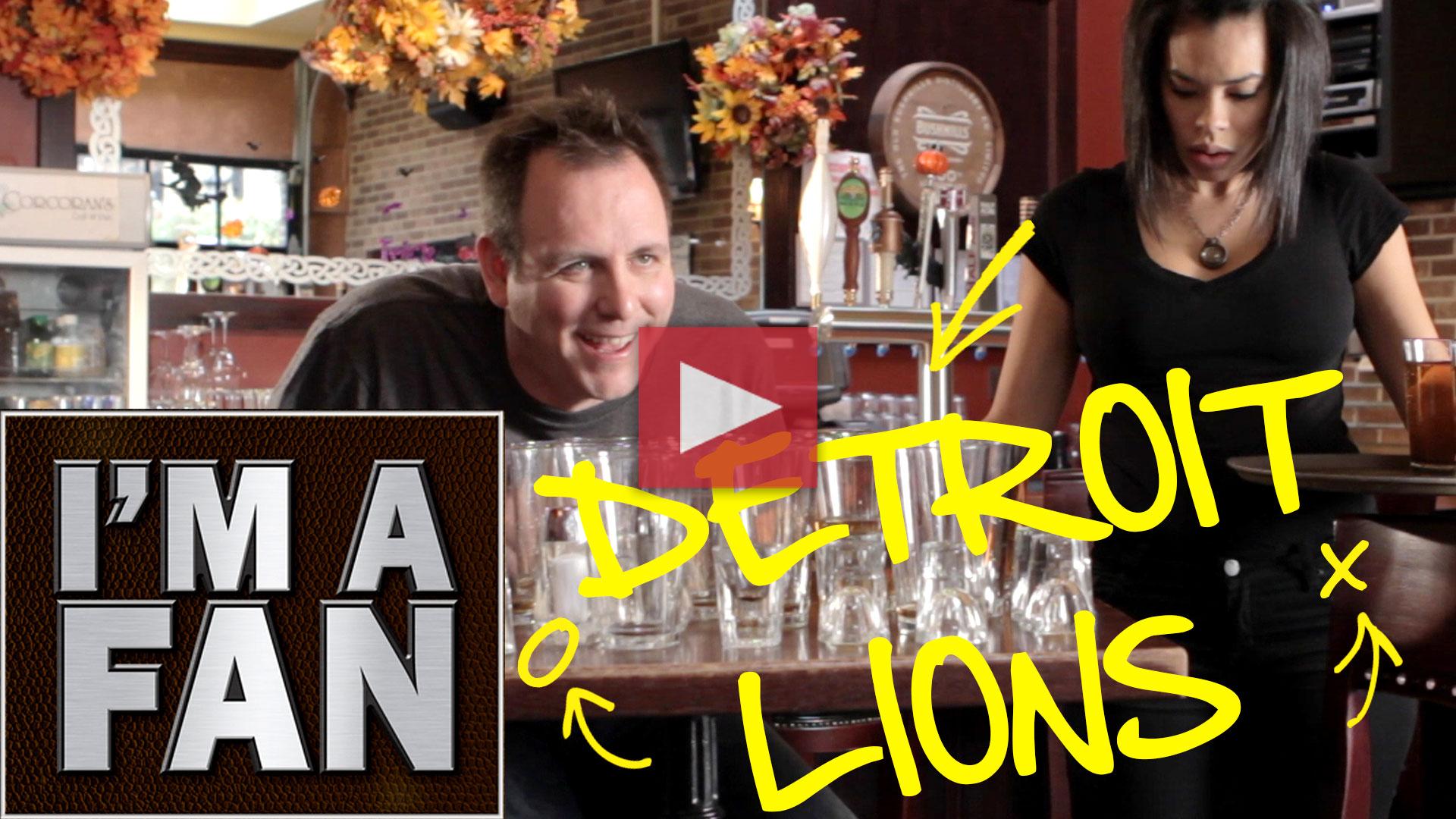 I'm a Fan – Detroit Lions
