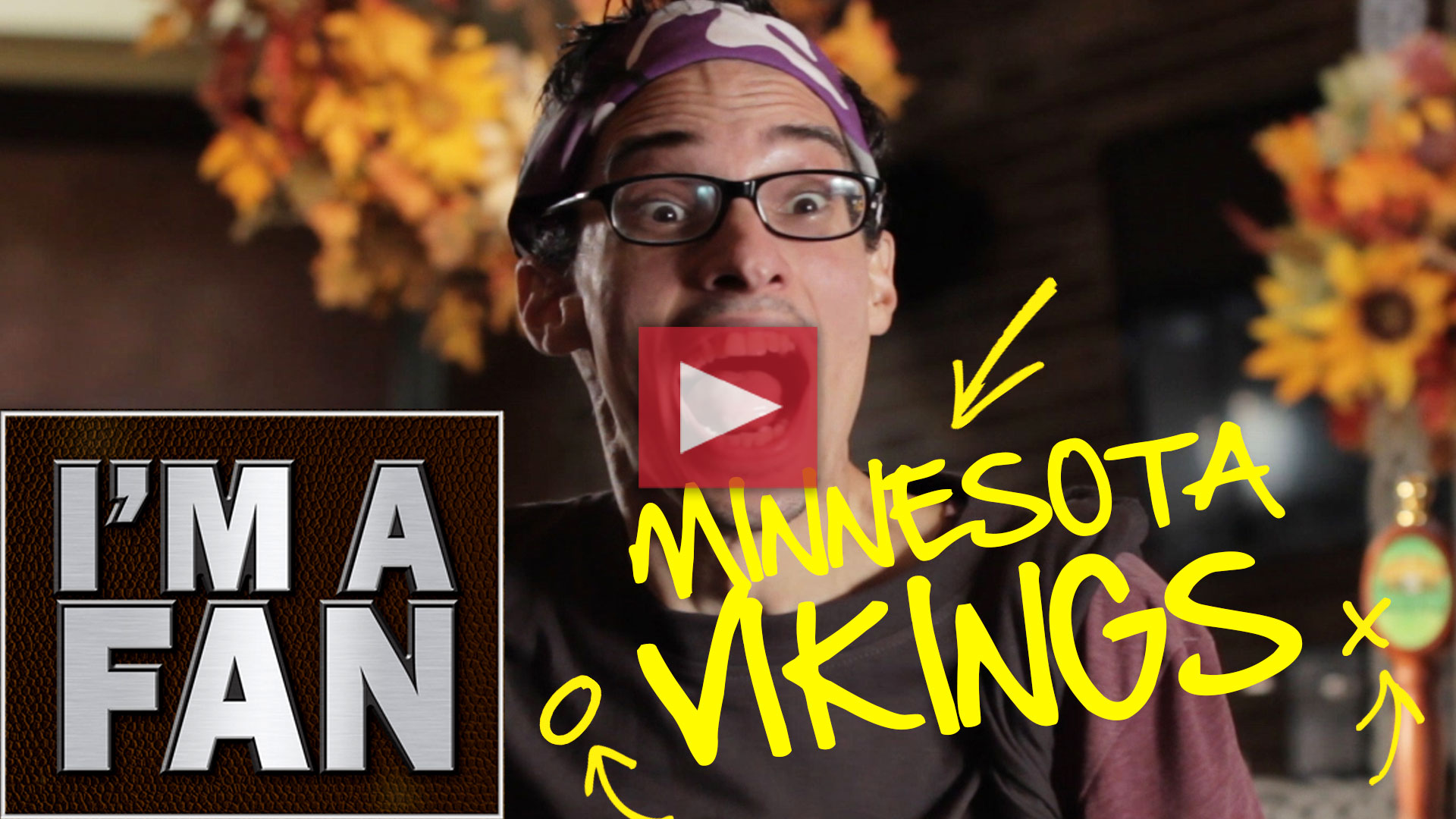 I'm A Fan - Minnesota Vikings