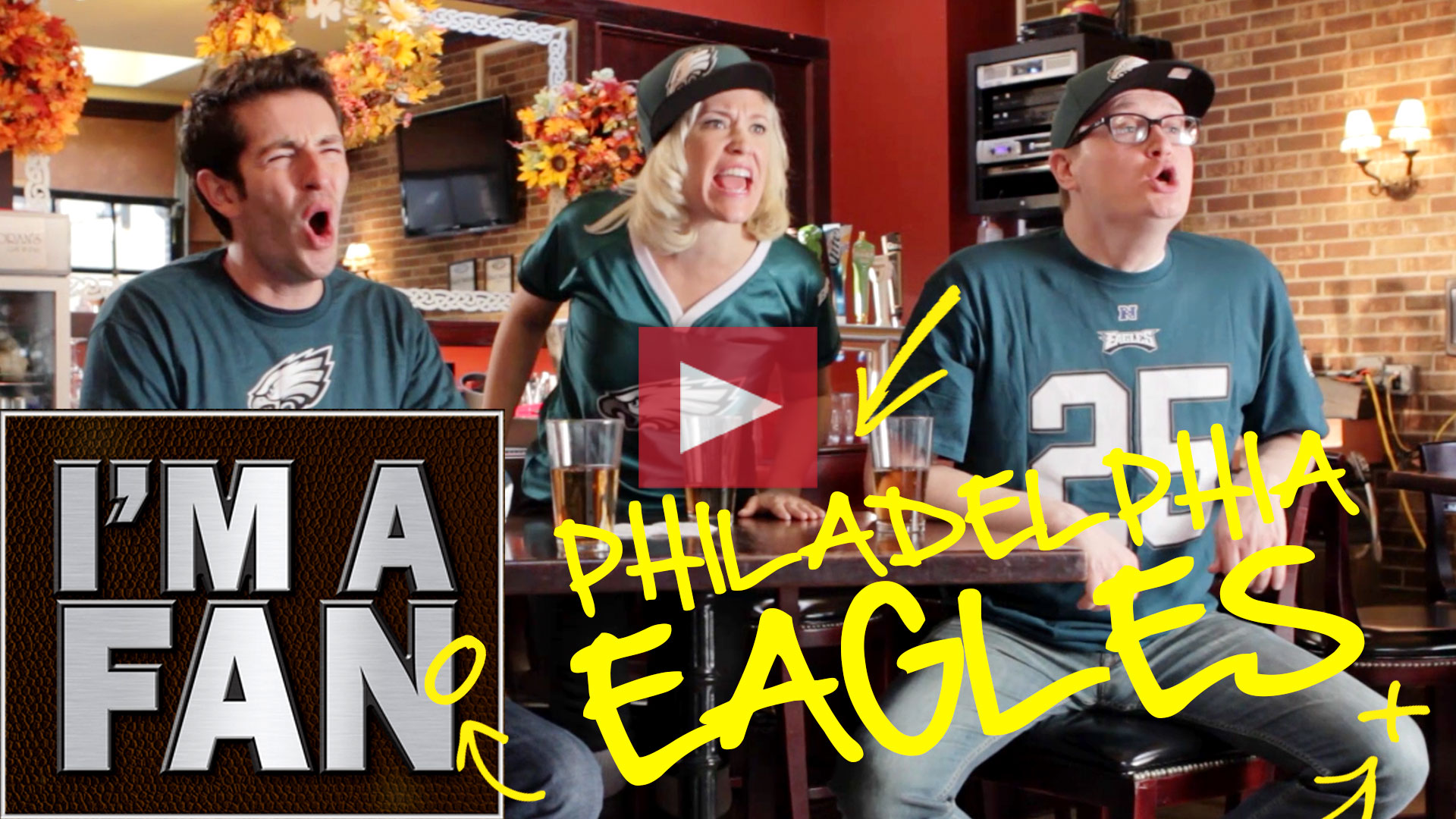 I'm A Fan - Philadelphia Eagles