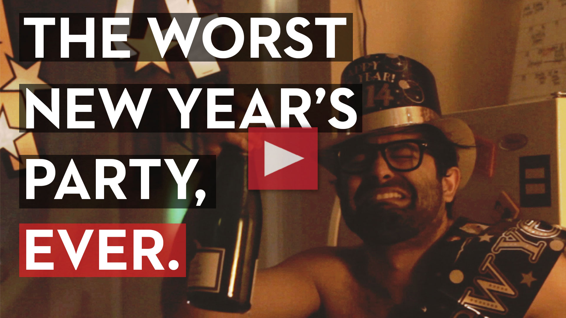 The Worst New Year's Party Ever