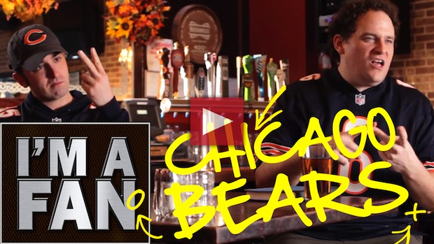 I'm A Fan – Chicago Bears