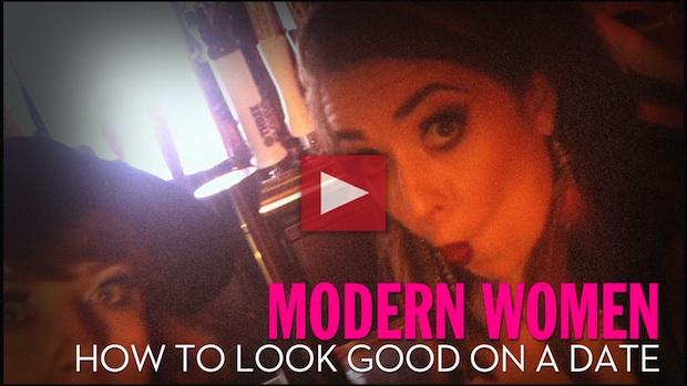 How to Look Good on a Date: Modern Women Season 2 Premiere