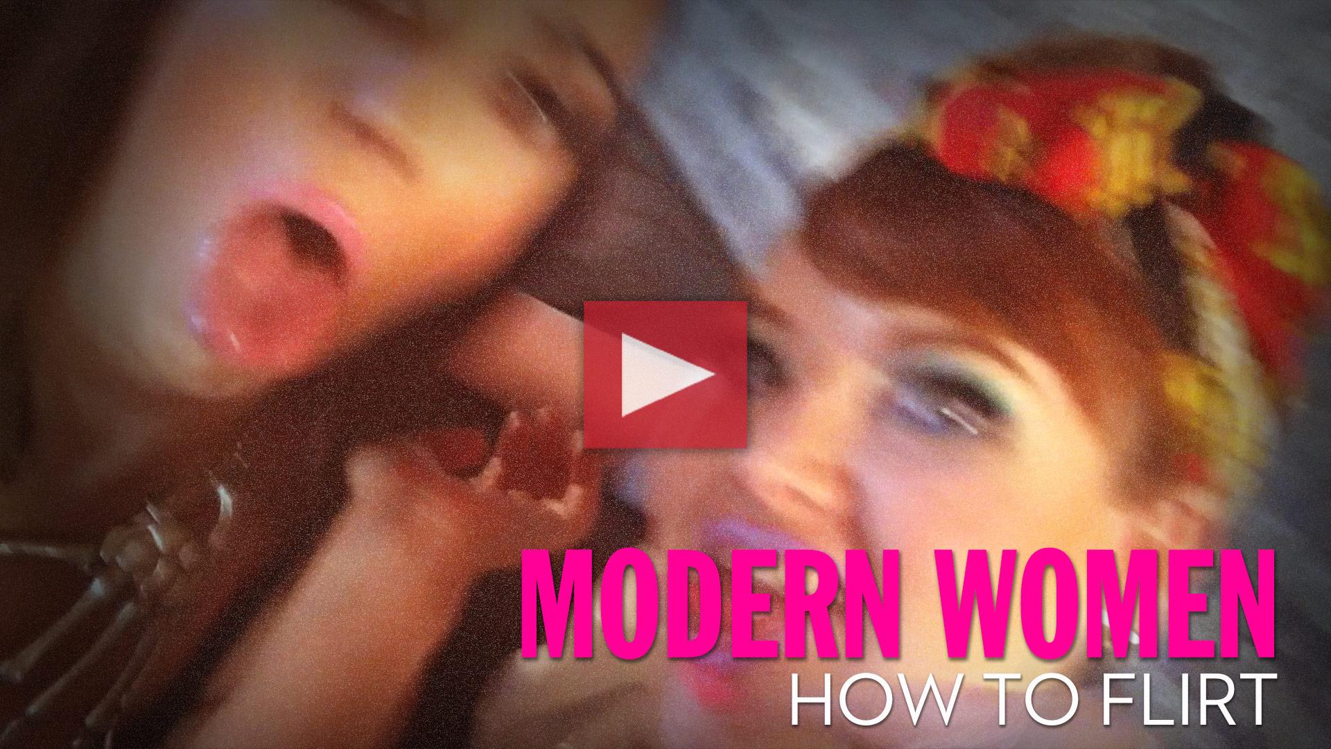 How to Flirt - Modern Women S2 E3