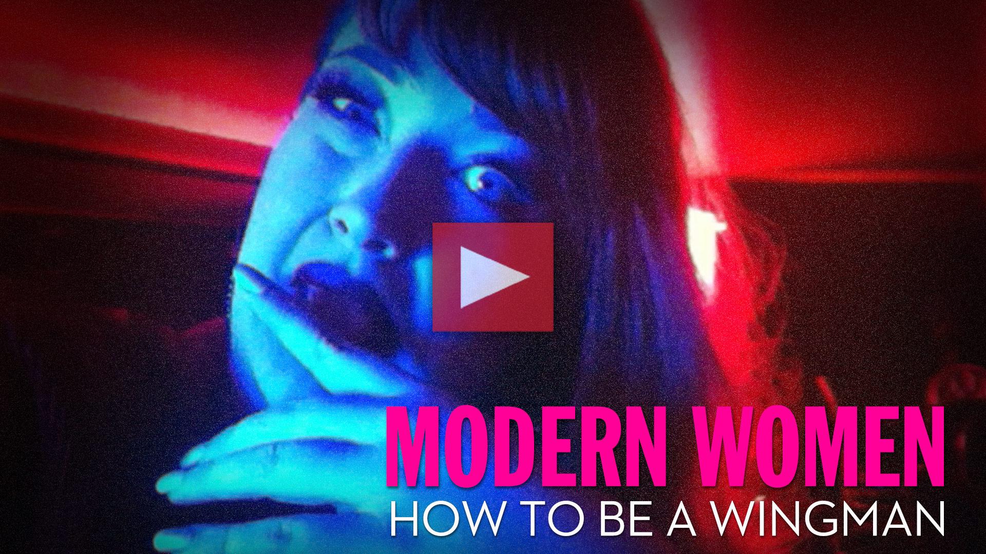 How To Be A Wingman - Modern Women S2 E5