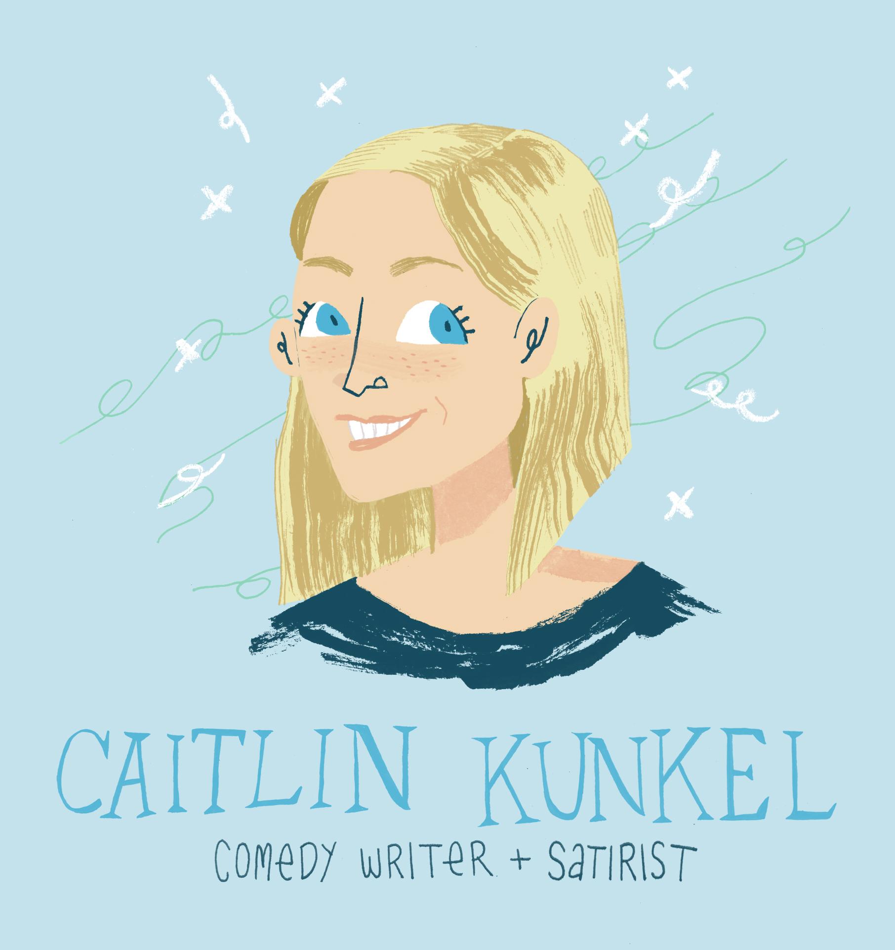 Caitlin Kunkel