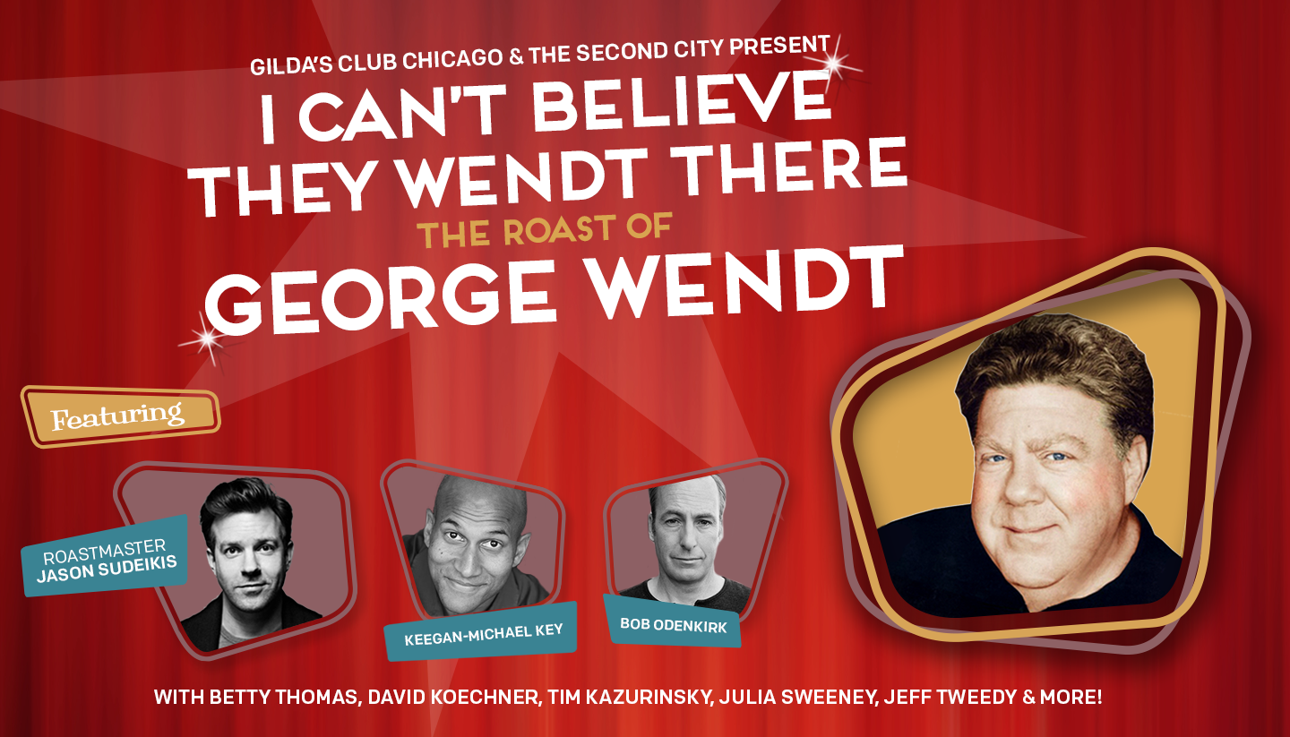 Announcing The Roast Of George Wendt With Jason Sudeikis, Bob Odenkirk, Keegan-Michael Key, Betty Thomas & More