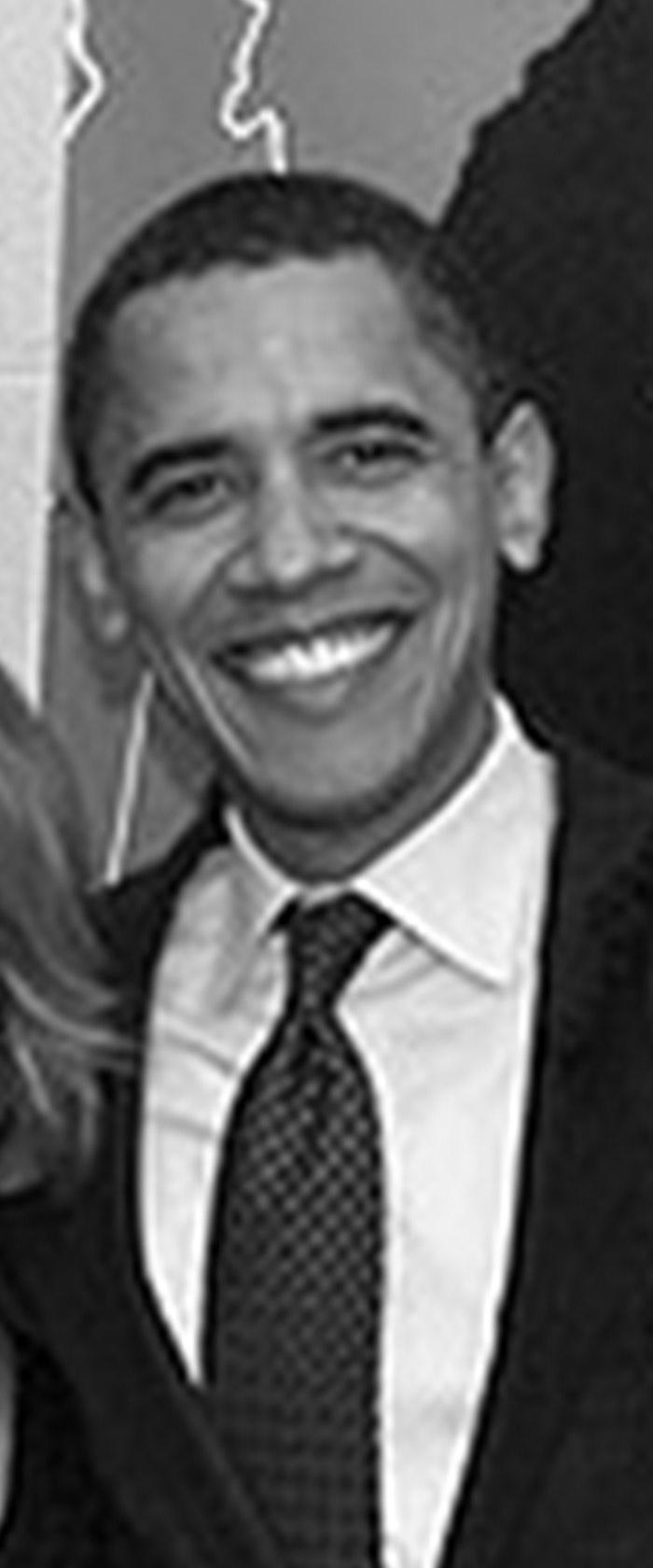 Barack Obama Visits The Second City