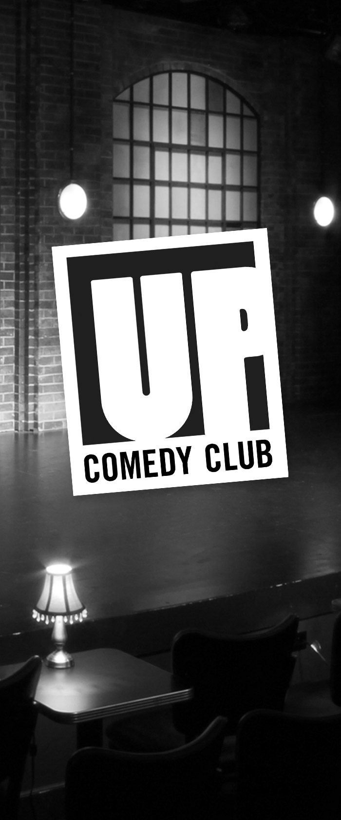 UP Comedy Club opens