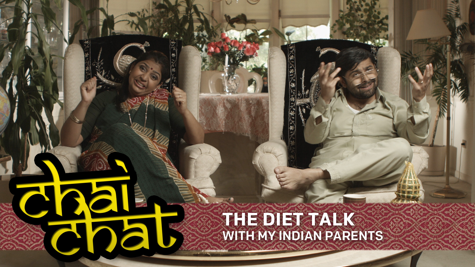 Chai Chat: The Diet Talk - With My Indian Parents