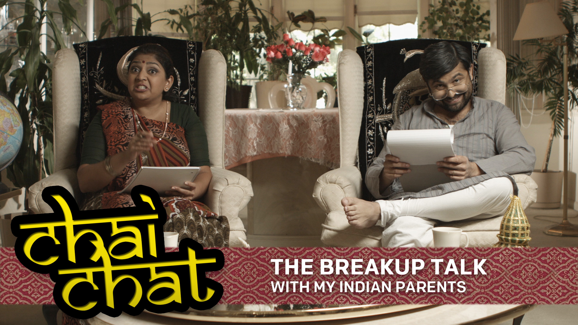 Chai Chat: The Break Up Talk - With My Indian Parents