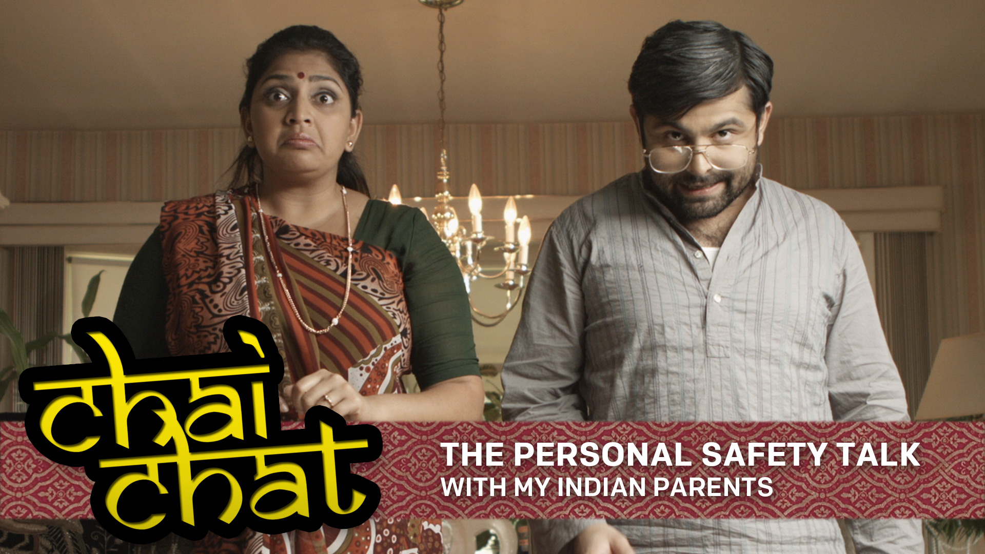 Chai Chat: The Personal Safety Talk - With My Indian Parents