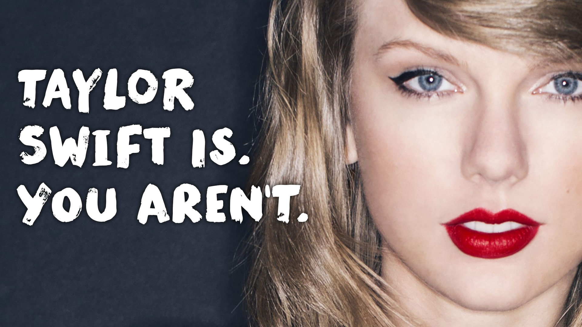 13 Things Taylor Swift Does That You Don't