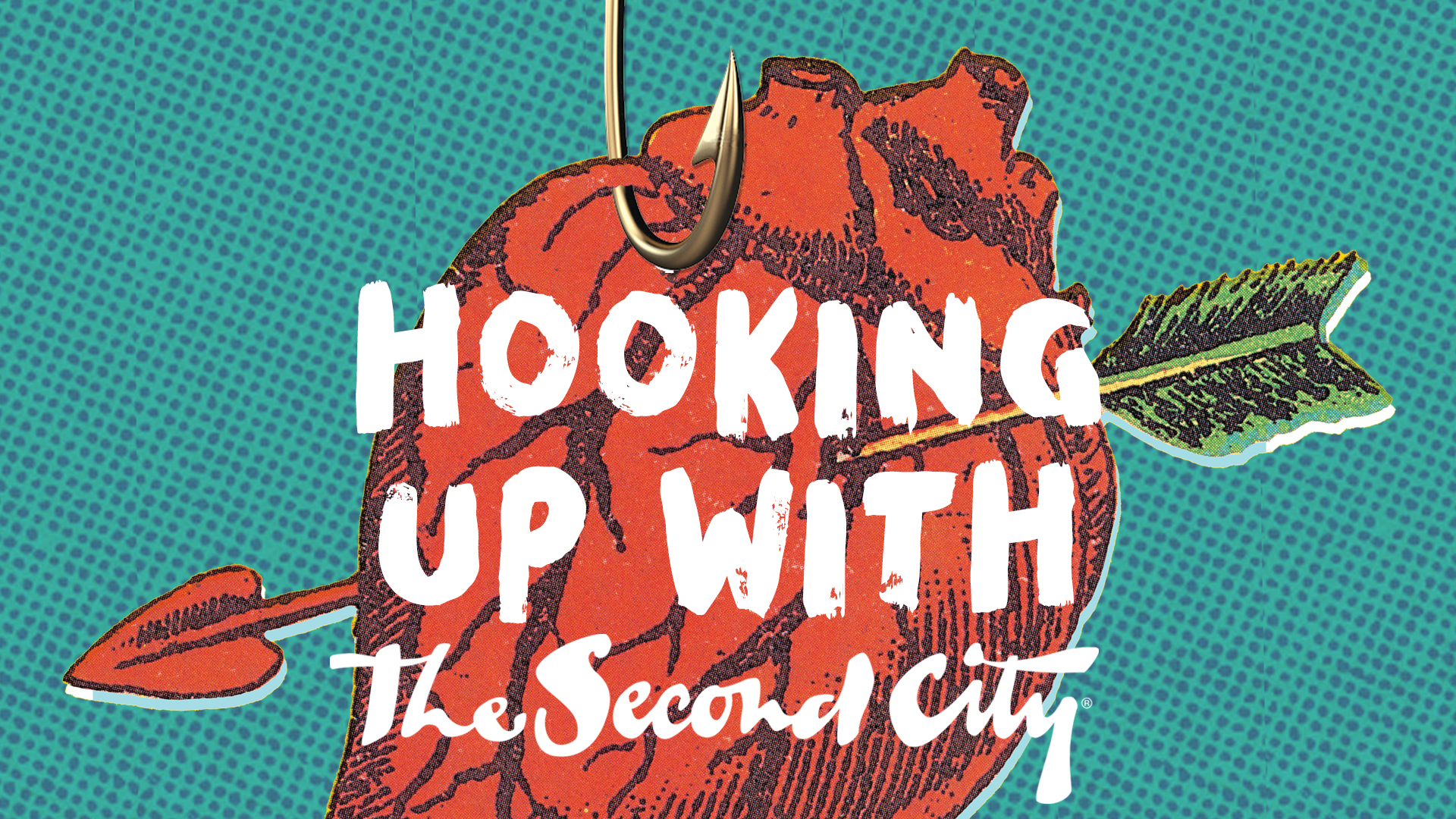 Toronto Comedy Shows Hooking Up with the Second City Heart with an arrow