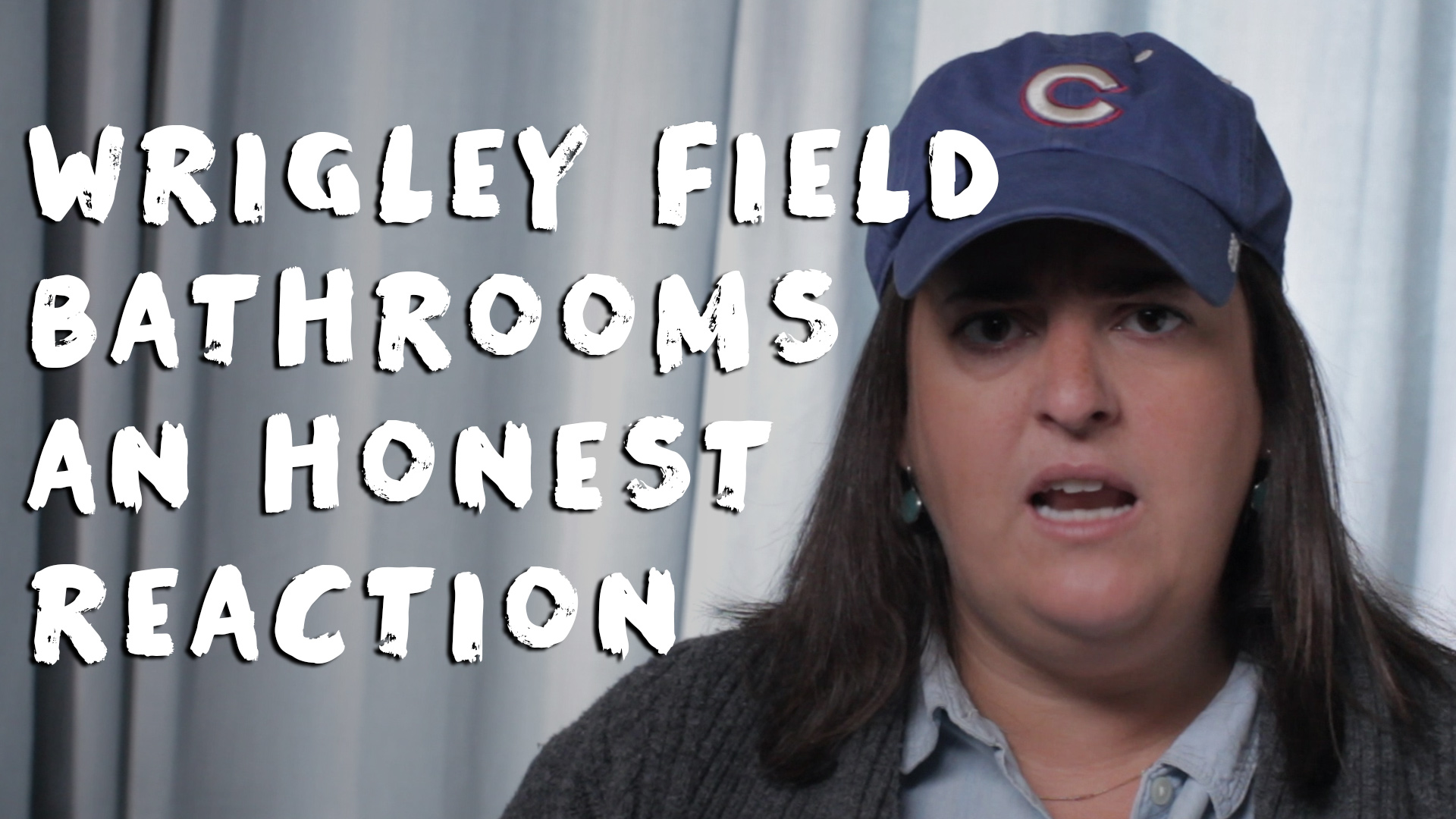 Wrigley Field Bathrooms An Honest Reaction