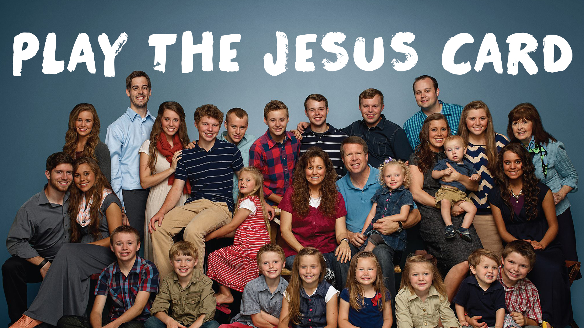 Everything I Know About Being a Perv I Learned from the Duggars