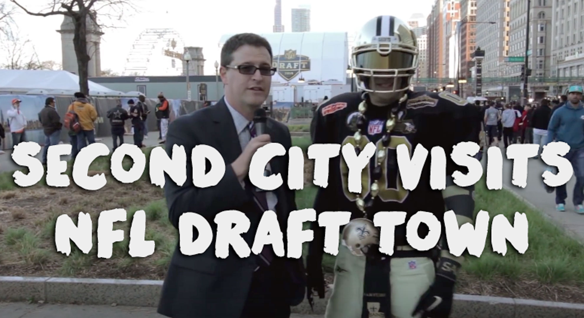 Second City At Draft Town 2015