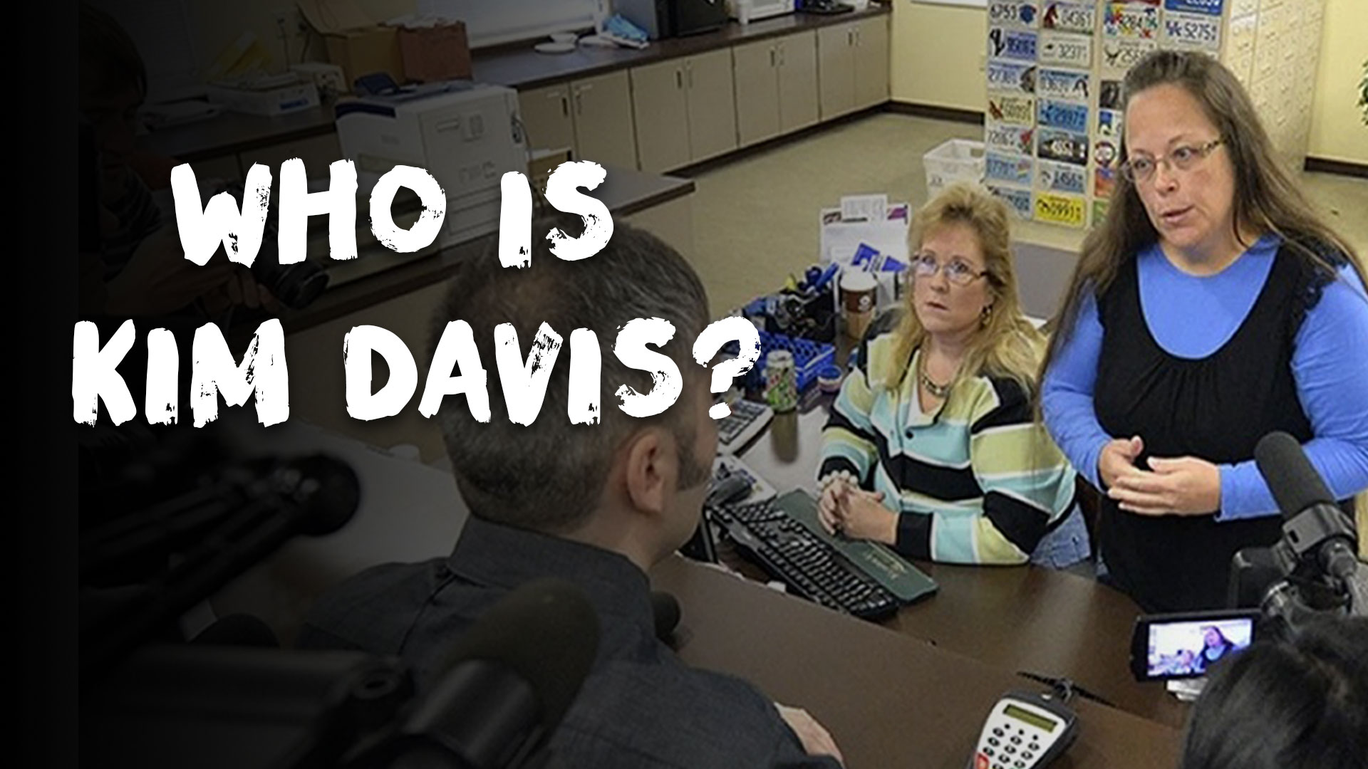 The SCN Primer: Who Is Kim Davis?
