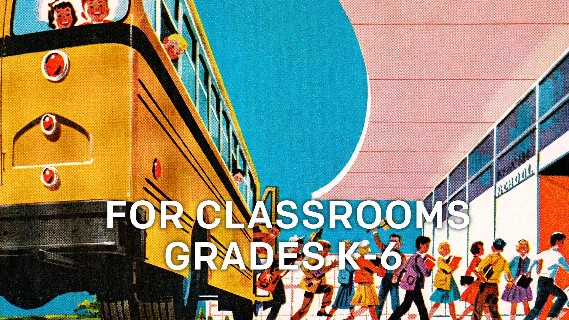 School Programs Grades K-6