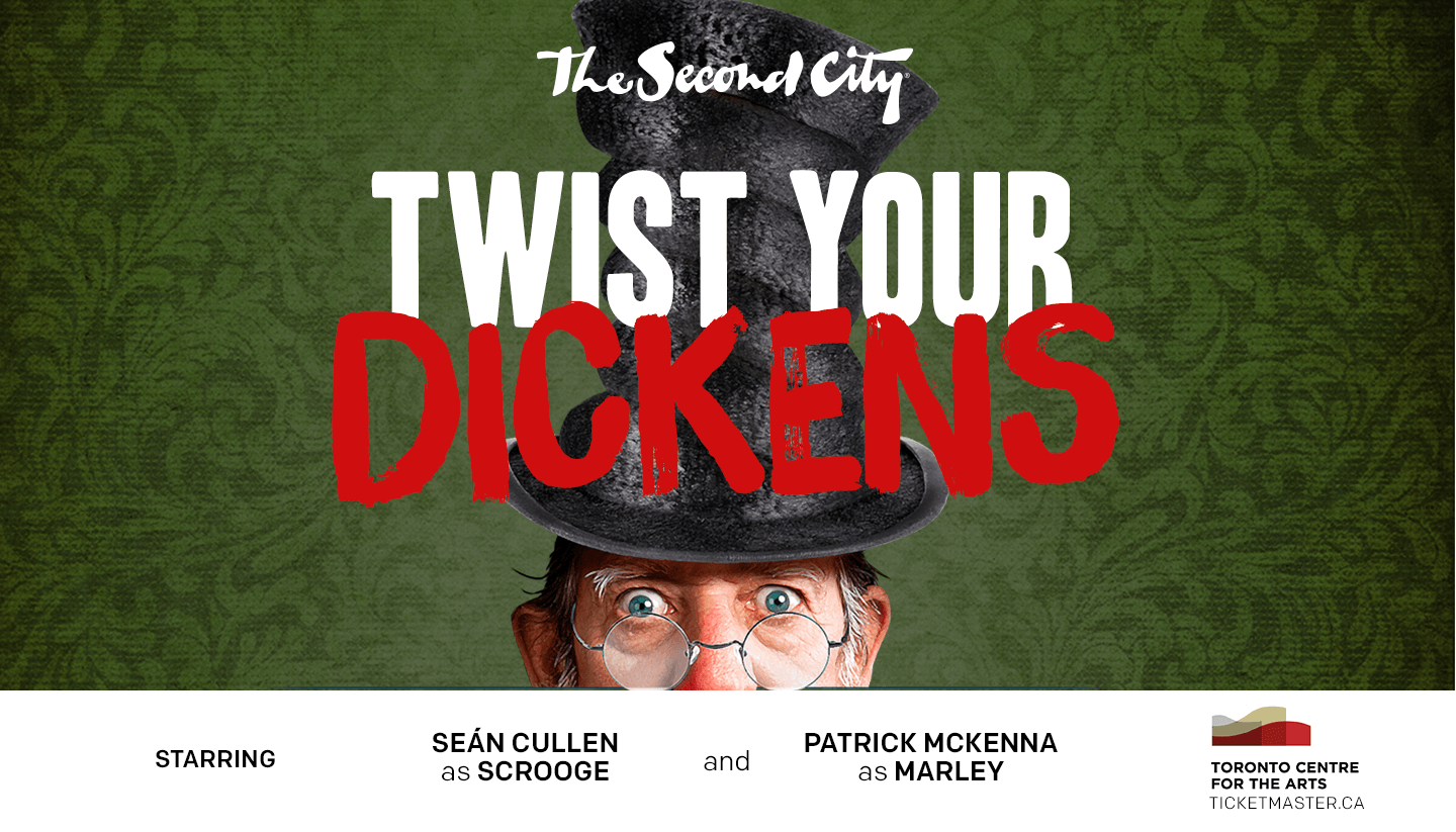 toronto twist your dickens
