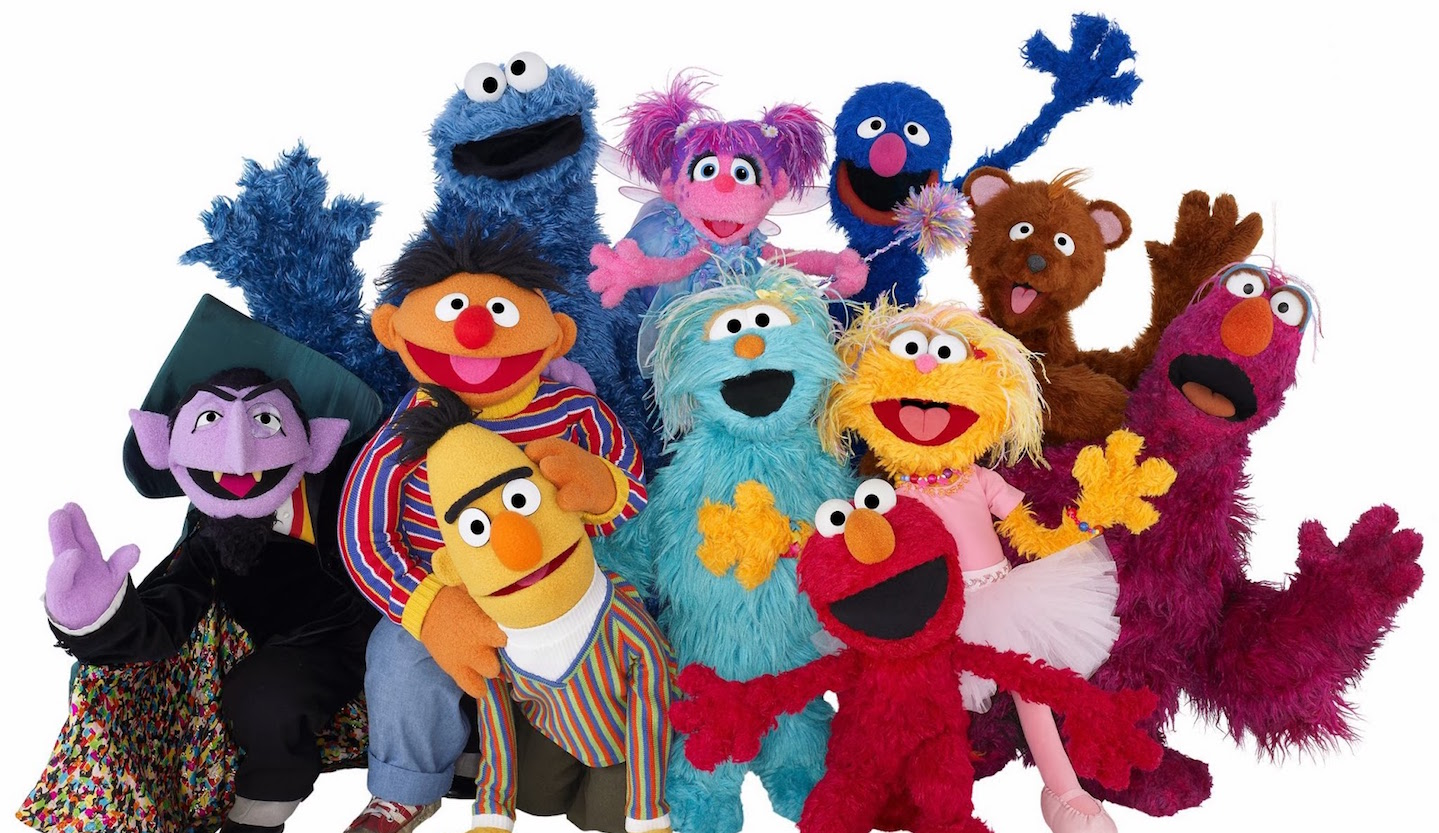 a very special sesame street especially for president trump b is