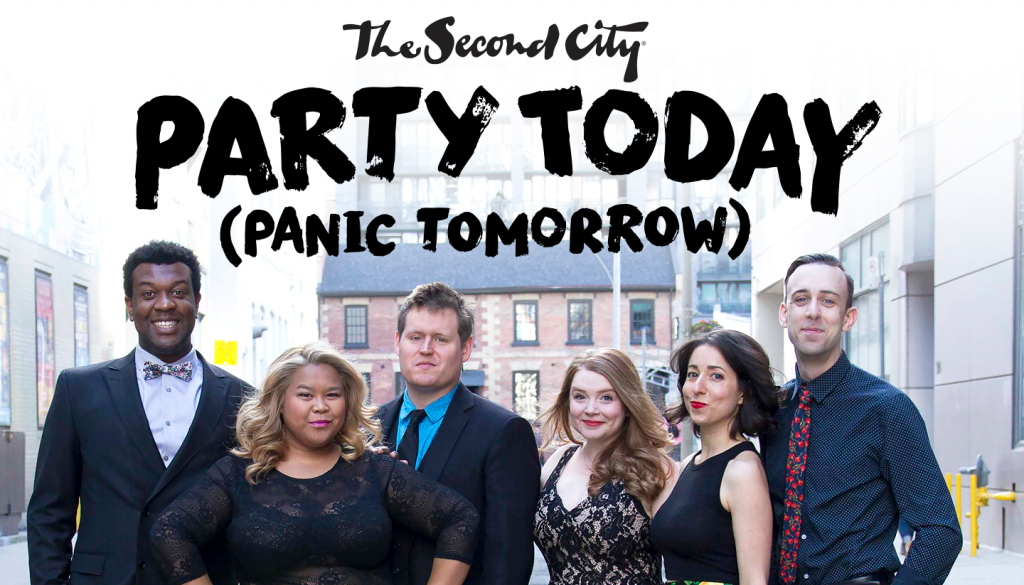 Party Today Panic Tomorrow