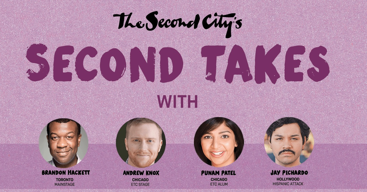 The Second City's Second Takes