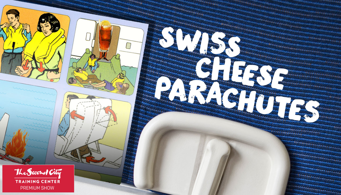 Swiss Cheese Parachutes