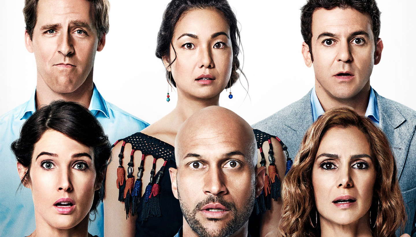 Keegan-Michael Key Has Some New 'Friends'