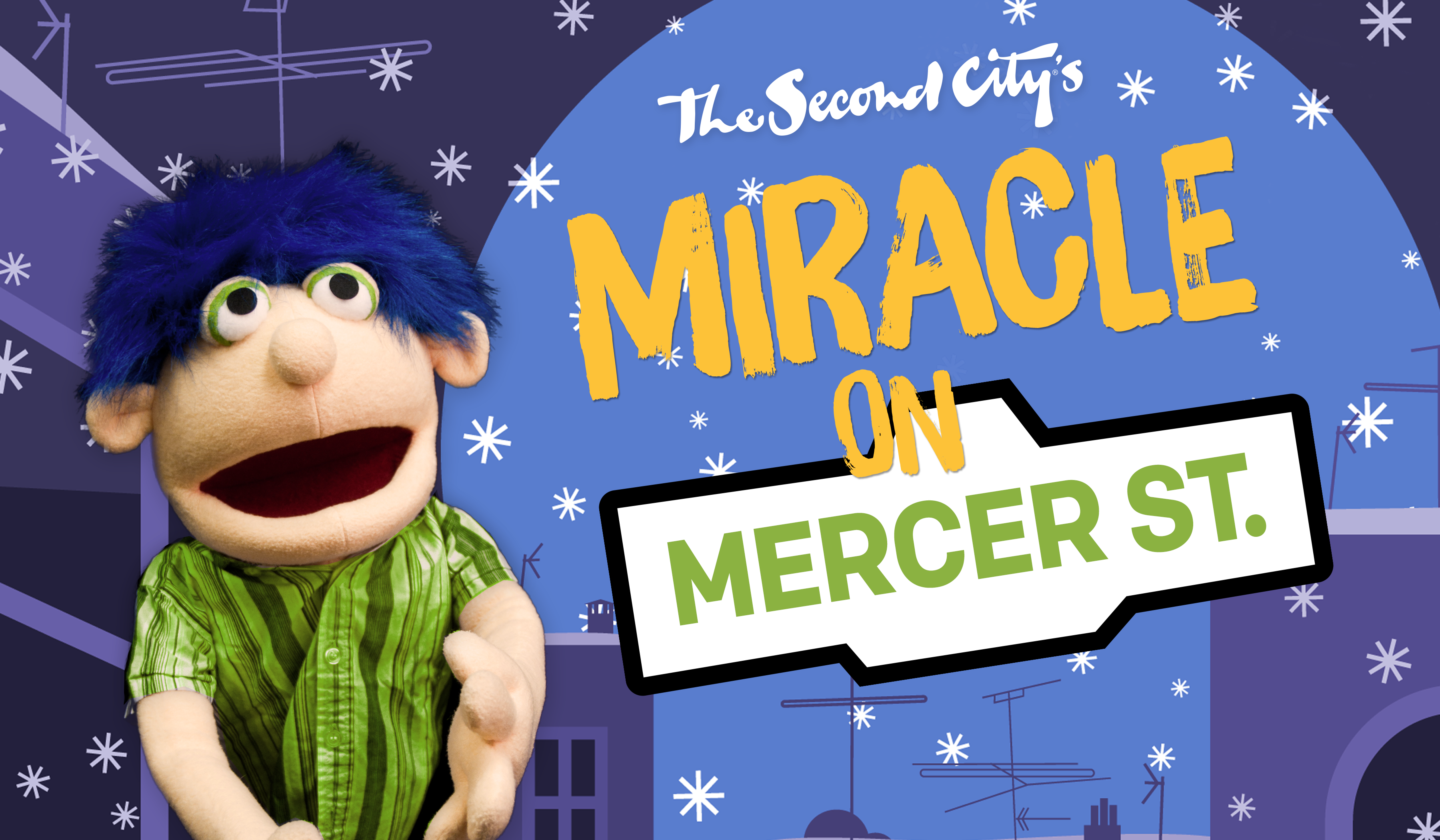 Family Co presents: Miracle on Mercer Street