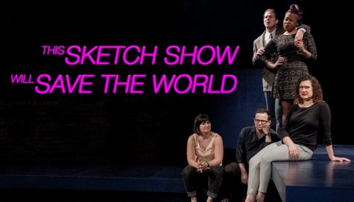 This Sketch Show Will Save The World